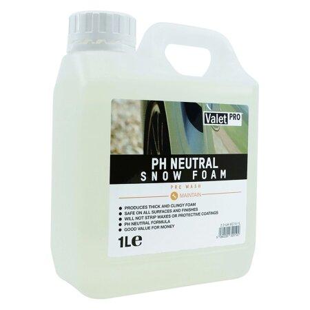 ValetPRO pH Neutral Snow Foam