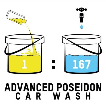 Advanced Poseidon Car Wash