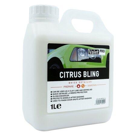 ValetPRO Citrus Bling 1 Liter