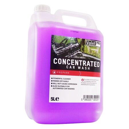 ValetPRO Concentrated Car Wash 5 Liter