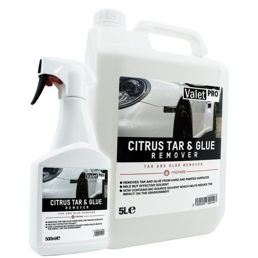 ValetPRO Citrus Tar and Glue Remover